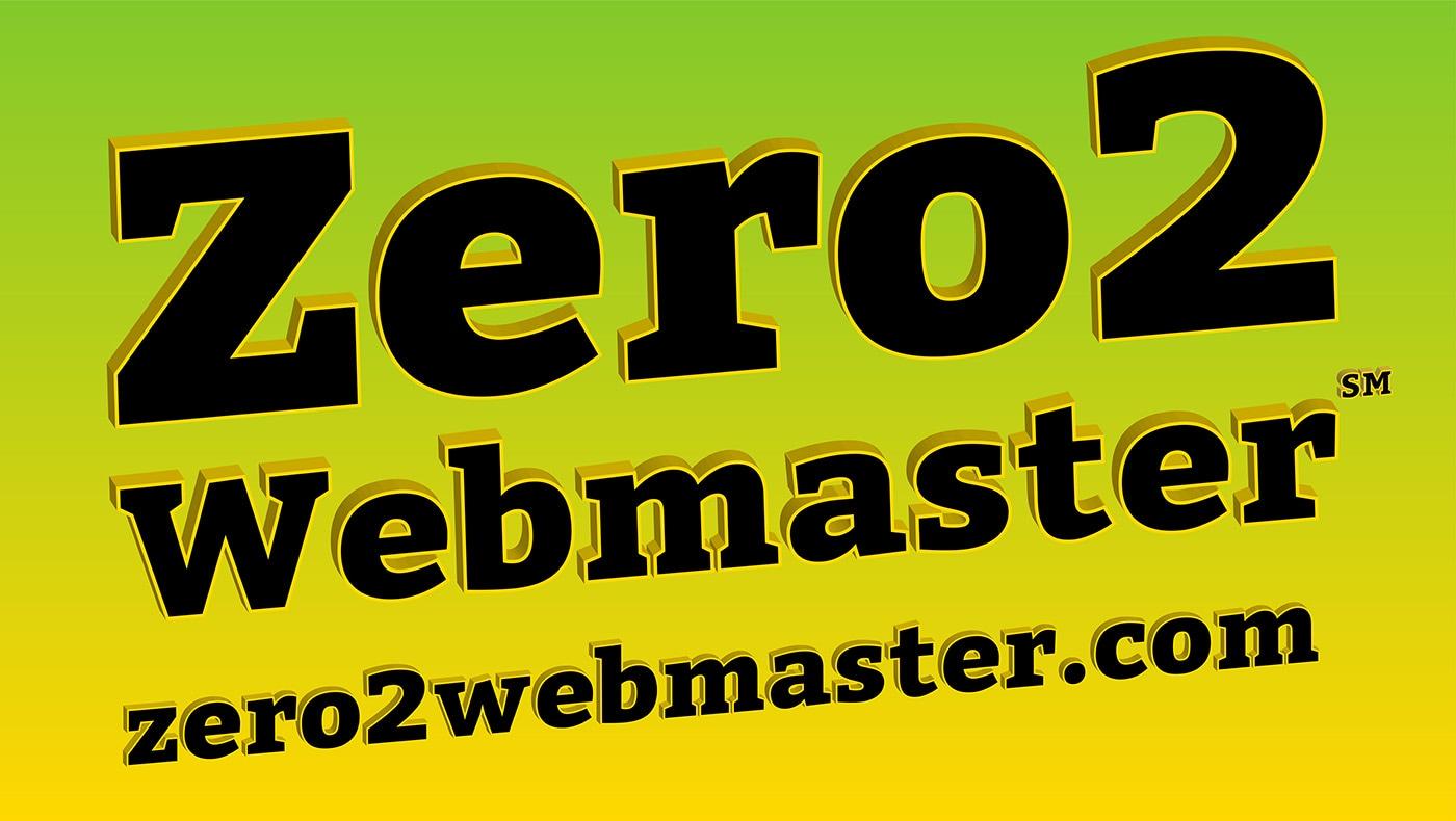Zero2Webmaster Logo SM