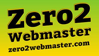 Logo - Zero2Webmaster